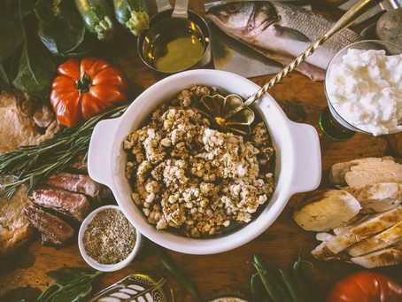 Healthy food for healthy dogs