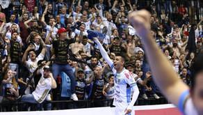 Em disputa de pênaltis Pato Futsal elimina Magnus Sorocaba na Copa do Brasil