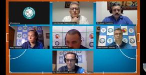 Reunião da Fpfs via plataforma Youtube ja tem mais de 1300 visualizações.