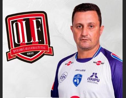 Luciano Bonfim é o novo técnico do Operário Laranjeiras