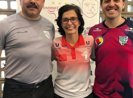 A Unopar/FEL/Londrina da técnica Jayne Borim viveu momentos especiais no último sábado.