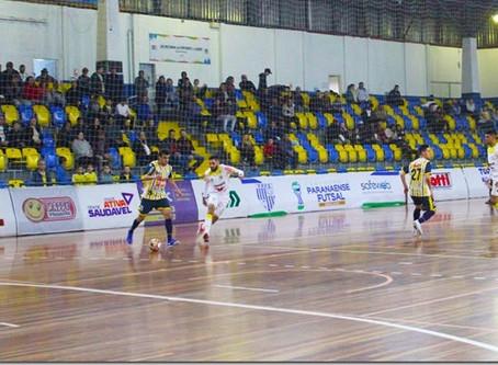 AACC Copagril ganha o jogo contra São José dos Pinhais