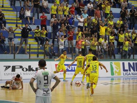 AACC Copagril vence em casa pela Liga Nacional
