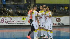 AACC Copagril ganha fora de casa e assume a liderança do Paranaense Série Ouro