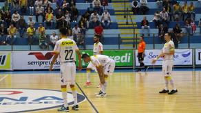 AACC Copagril Futsal disputará clássico paranaense no Ney Braga nessa terça