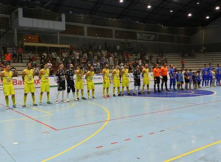 AACC Copagril inicia disputas das quartas de final do Paranaense com placar adverso
