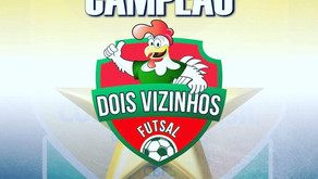 Galo Dois Vizinhos é o Campeão da Copa do Brasil em seu primeiro Titulo Nacional.