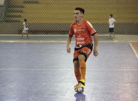 Ala canhoto, Taquá se despede do APAF Futsal e está livre no mercado