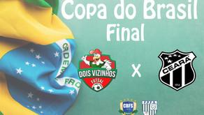 Galo Dois Vizinhos é finalista da Copa do Brasil.