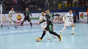 Time são-joseense faz bom jogo, sai na frente, mas perde no detalhe para o Marreco Futsal