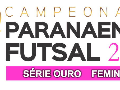 Campeonato Paranaense Série Ouro Feminina de Futsal