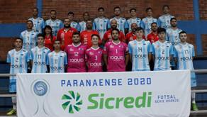 LONDRINA FUTSAL / IPEC /FEL retorna as competições da Federação Paranaense de Futebol de Salão.