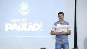 FPFS NOMEIA LUIZ SÉRGIO LAVARDA COMO EMBAIXADOR HONORÁRIO DO FUTSAL PARANAENSE