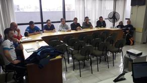 FPFS se reúne com equipes de Curitiba e Região Metropolitana para falar de Campeonato de Base 2020.