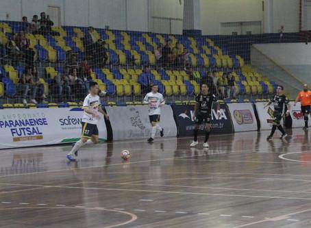 Time são-joseense luta até o fim, mas perde para o Matelândia no Ginásio Ney Braga