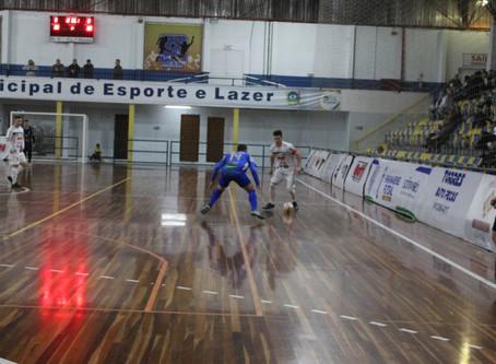 São José dos Pinhais Futsal/Master Cargas vence o Umuarama e garante vaga na elite do futsal 2020