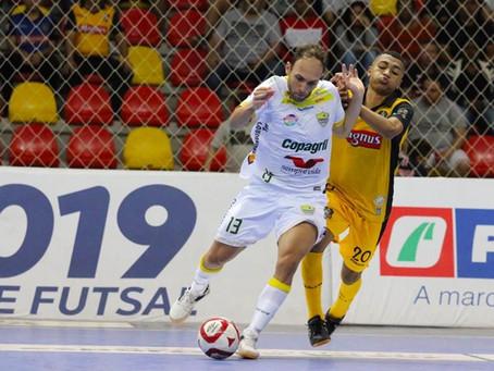 AACC Copagril é superada em Sorocaba e foca em duelo no Ney Braga