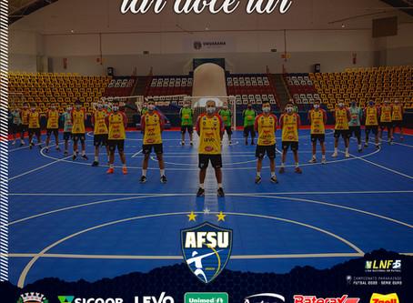 Associação Futsal de Umuarama recebe  ginásio totalmente revitalizado.