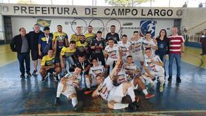 São José dos Pinhais Futsal/Master Cargas vence Fazenda Rio Grande e garante título