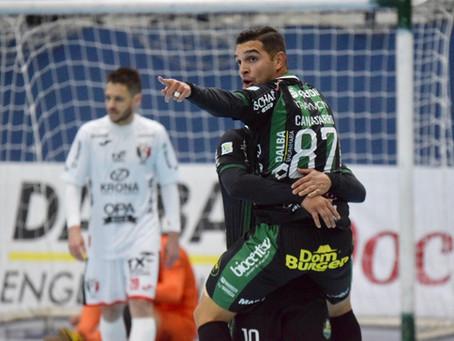 Marreco elimina o Joinville no Arrudão e passa de fase na Copa do Brasil