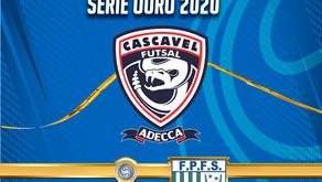 Cascavel Futsal é o novo Campeão da Série Ouro