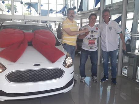 Veículo KA O km da Ford, premiação da FPFS em 2020 já tem o seu ganhador.