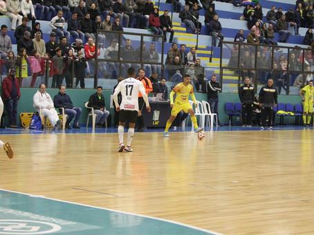 AACC Copagril joga bem mas sofre derrota diante o Corinthians
