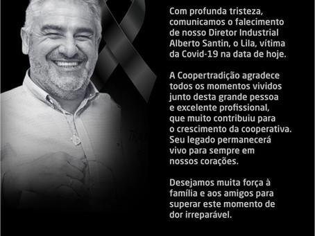O Futsal Paranaense perde mais um grande incentivador. Adeus Lila.