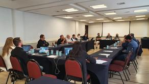 Reunião Diretoria Executiva da CBFS e Presidentes das Federações de Futsal do Brasil