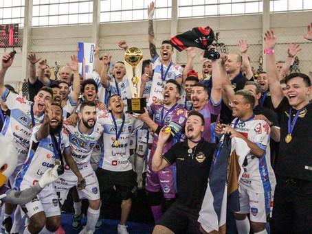 Pato Futsal é Bi Campeão da Liga Nacional no ano de 2019