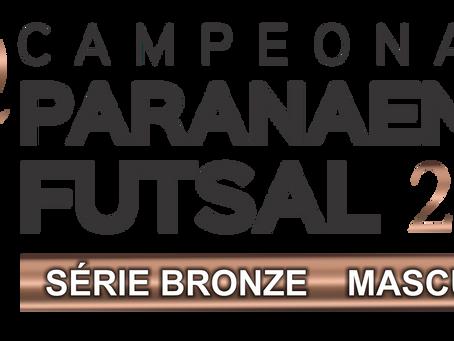 Campeonato Paranaense Série Bronze Masculino Futsal