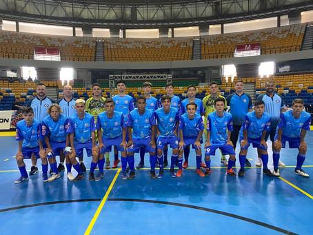 INCODEF Futsal de Medianeira é finalista da Taça Brasil sub 15 Masculino na cidade de Recife