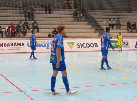 Último jogo em casa do Umuarama Futsal pela 1ª Fase do Paranaense