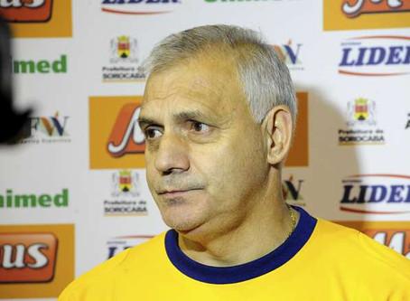 Serginho Bigode é o novo técnico do Marreco Futsal