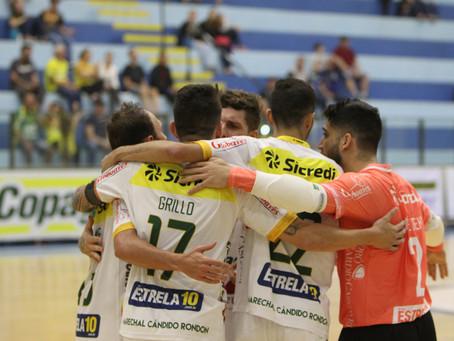 Com dois reforços, AACC Copagril enfrenta o Jaraguá pela Liga Nacional em Santa Catarina
