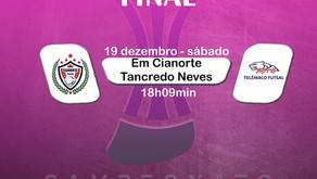 Decisão do Campeonato Paranaense Serie Ouro Feminino acontece no sábado em Cianorte.