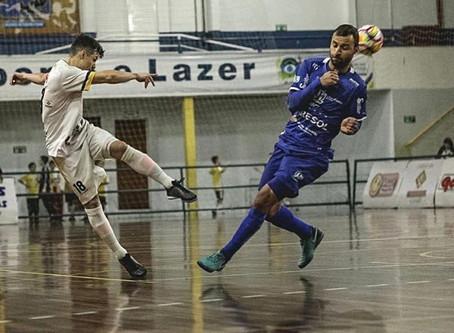 São José dos Pinhais Futsal/Master Cargas vira sobre o Ampére e se aproxima da permanência na Ouro