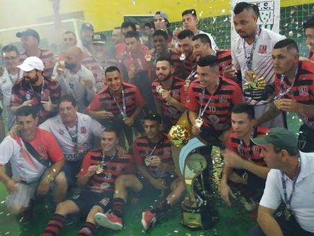 Operário Laranjeiras é o Campeão do Campeonato Paranaense Serie Bronze 2019