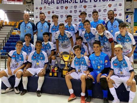INCODEF Medianeira é o Campeão da Taça Brasil Sub 15 Masculino