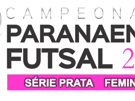 Campeonato Paranaense Série Prata Feminina de Futsal