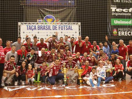 Atlântico é o Campeão da Taça Brasil 2019
