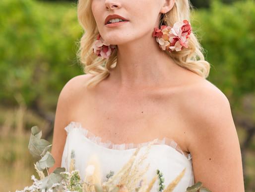 Surrey Vineyard Wedding Supplier Collaboration