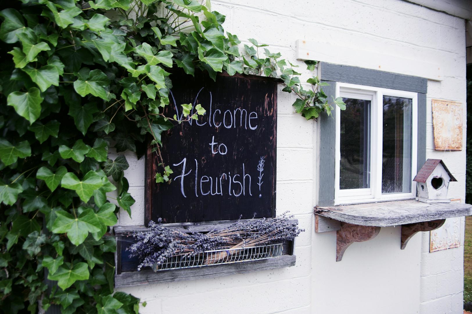 Welcome to Fleurish