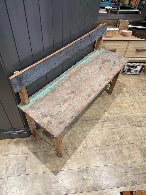 Vintage Indonesian Bench