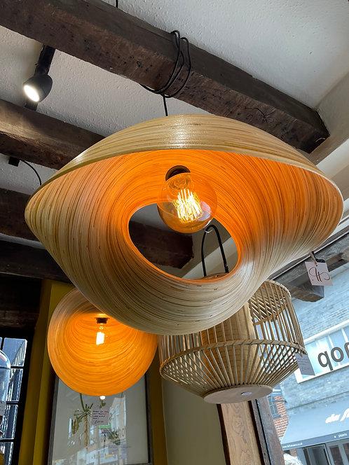 Bamboo Sea Shell Light Pendants