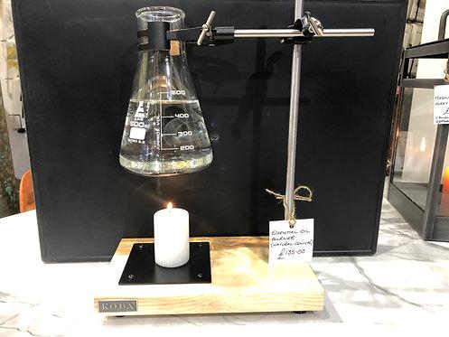 Essential Oil Burner (Natural Conical)
