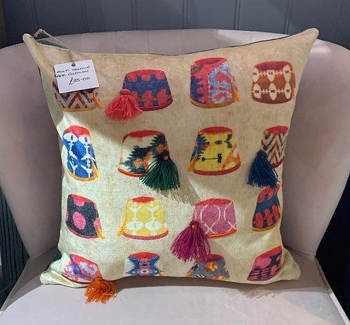 Multicolour Fez Cushion