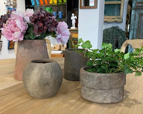 Vintage Indonesian Pots