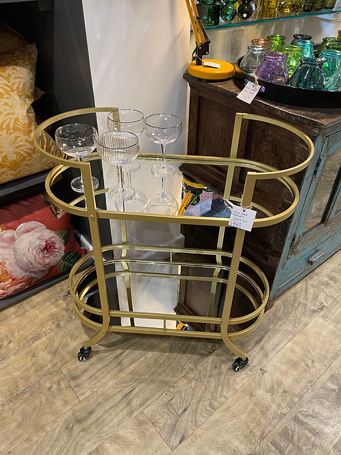 Gold Bar Trolley