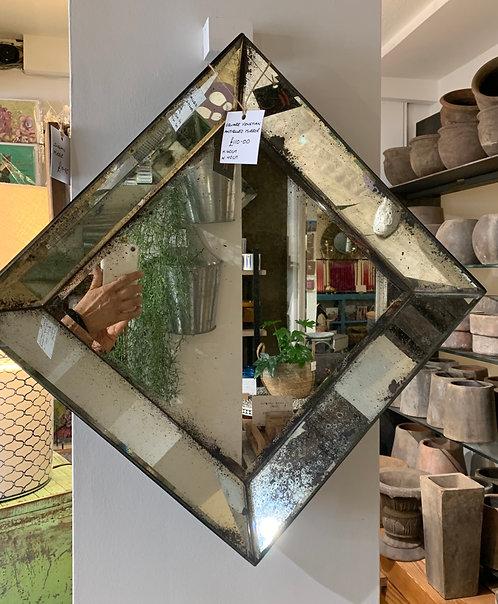 Venetian Antiqued Mirror